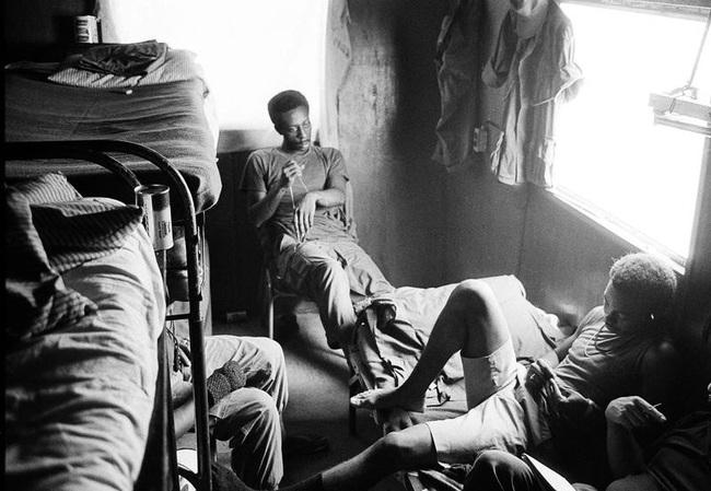 Chiến tranh Việt Nam: Lạnh người cách lính Mỹ tập làm quen với cuộc chiến - Ảnh 9.