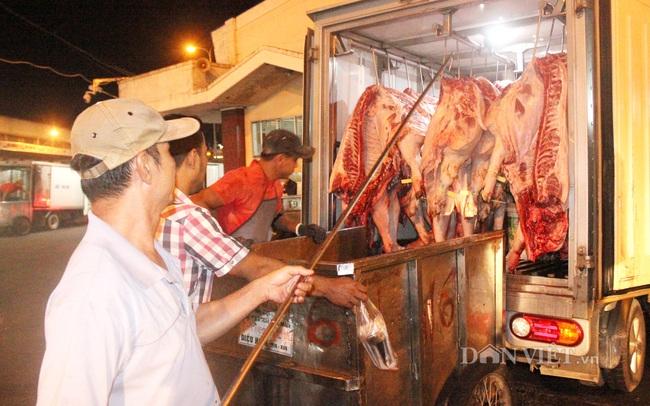 Tái đàn lợn tăng nhanh, TP.HCM đảm bảo không thiếu thịt lợn mùa tết