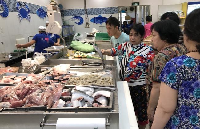 Doanh nghiệp thủy sản than vì siêu thị đòi tăng chiết khấu - Ảnh 1.