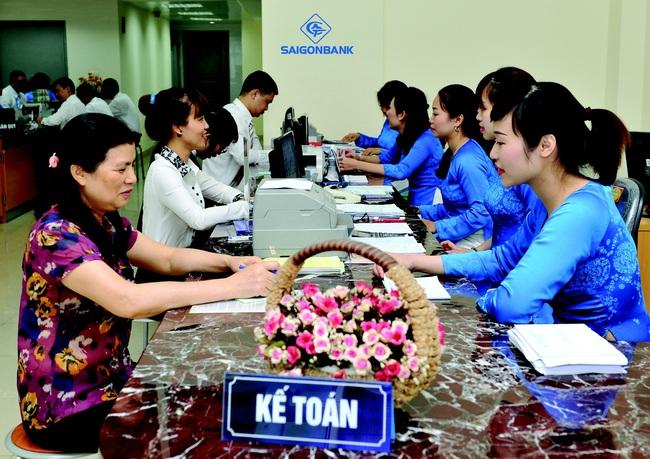 """Chào sàn với mức giá """"phi thực tế"""", cổ phiếu Saigonbank lập tức… bốc hơi gần 40%  - Ảnh 1."""