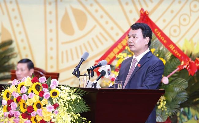 Ông Đặng Xuân Phong trúng cử chức Bí thư Tỉnh ủy Lào Cai khóa mới - Ảnh 2.