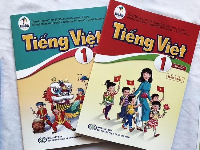 Sách Tiếng Việt lớp 1 Cánh Diều phải chỉnh sửa, thay thế: Có phải mua sách mới? - Ảnh 1.