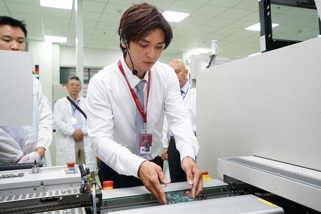 """Đà Nẵng có trung tâm Nghiên cứu sản xuất và lắp ráp thiết bị điện tử công nghệ cao """"Madein Việt Nam"""" - Ảnh 2."""