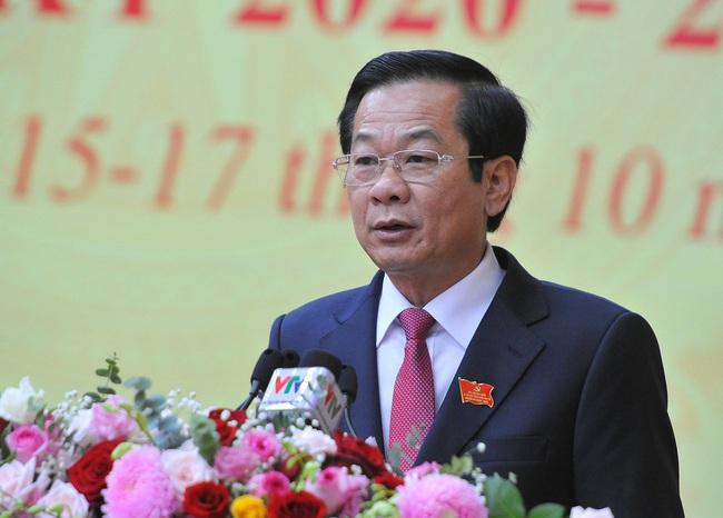 Ông Đỗ Thanh Bình được bầu giữ chức Bí thư tỉnh uỷ Kiên Giang - Ảnh 1.