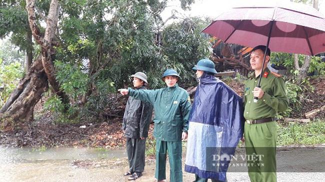 Hà Tĩnh: Huy động 4 tại chỗ để ứng phó với mưa lũ đang lên nhanh - Ảnh 2.