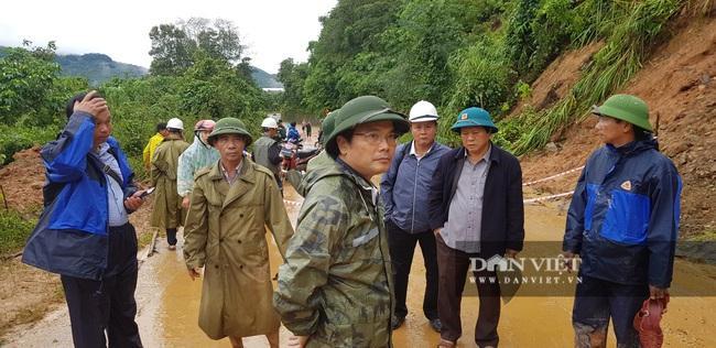 Hiện trường vụ sạt lở ở Quảng Trị, vùi lấp nhiều cán bộ chiến sĩ - Ảnh 9.