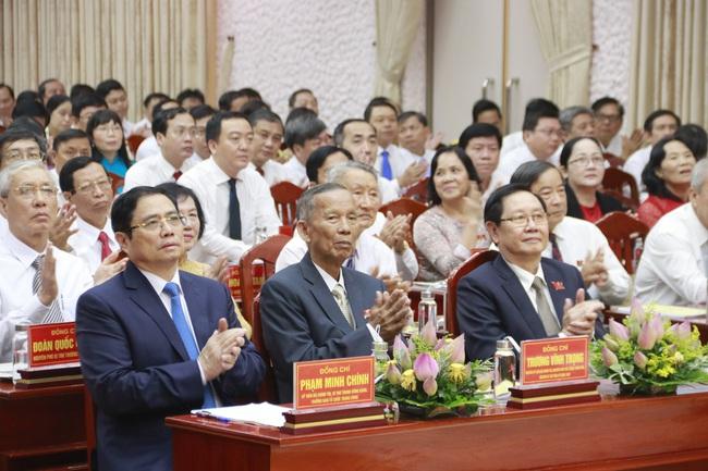 """Ông Lê Minh Hoan """"nhìn thẳng, nói thật"""" những gì khi phát biểu tại Đại hội Đảng bộ tỉnh Đồng Tháp? - Ảnh 2."""