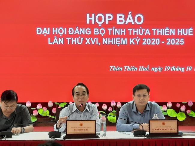 TT-Huế sẽ không tặng quà cho đại biểu dự Đại hội Đảng bộ tỉnh  - Ảnh 1.