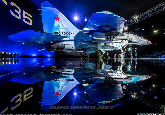 """Đây là những lý do khiến MiG-35 thừa sức """"bắn tan xác"""" F-35 - Ảnh 2."""