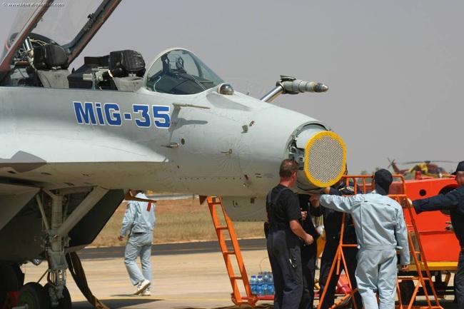"""Đây là những lý do khiến MiG-35 thừa sức """"bắn tan xác"""" F-35 - Ảnh 5."""