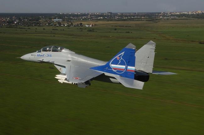 """Đây là những lý do khiến MiG-35 thừa sức """"bắn tan xác"""" F-35 - Ảnh 6."""