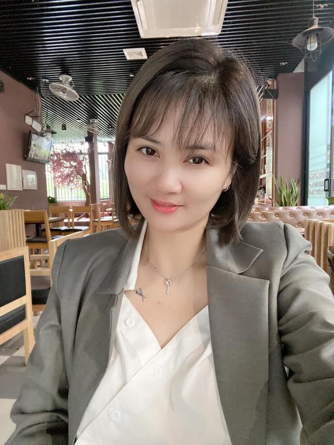 Hoa khôi bóng chuyền Kim Huệ khoe nhan sắc mặn mà tuổi 38 - Ảnh 9.