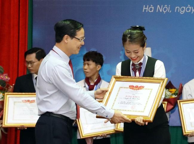 Kỳ thi kỹ năng nghề quốc gia: Thúc đẩy kỹ năng nghề và hội nhập thế giới - Ảnh 1.