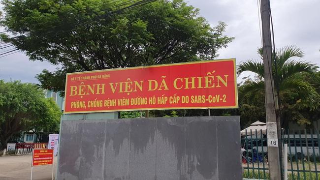 Đà Nẵng chính thức giải thể bệnh viện dã chiến Hòa Vang  - Ảnh 1.