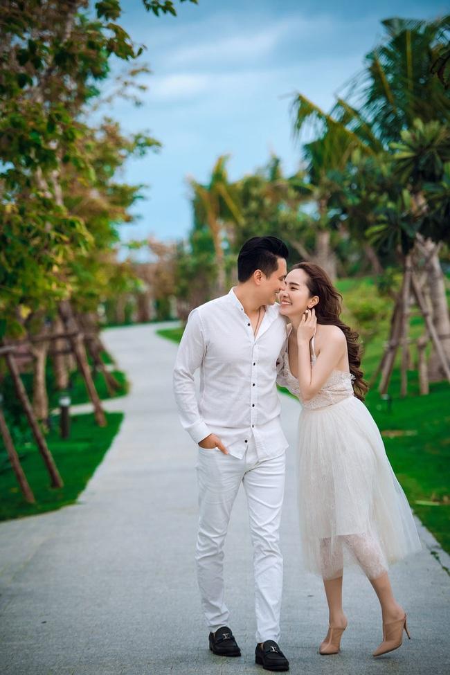 Thực hư Việt Anh – Quỳnh Nga thực hiện bộ ảnh kỷ niệm tình yêu ngọt như đường - Ảnh 1.