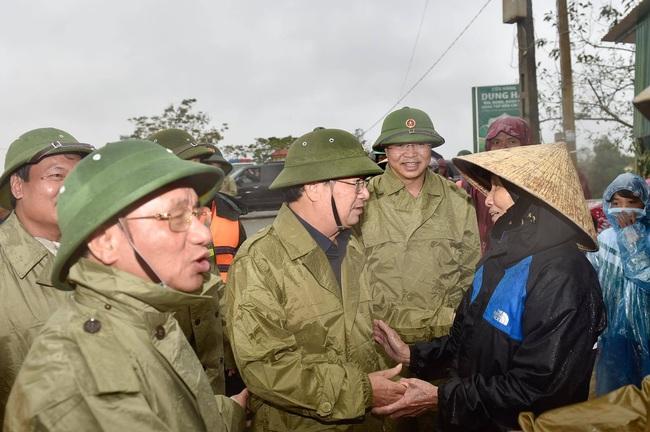 Phó Thủ tướng Trịnh Đình Dũng: Bảo đảm an toàn tuyệt đối cho Hồ Kẻ Gỗ - Ảnh 2.