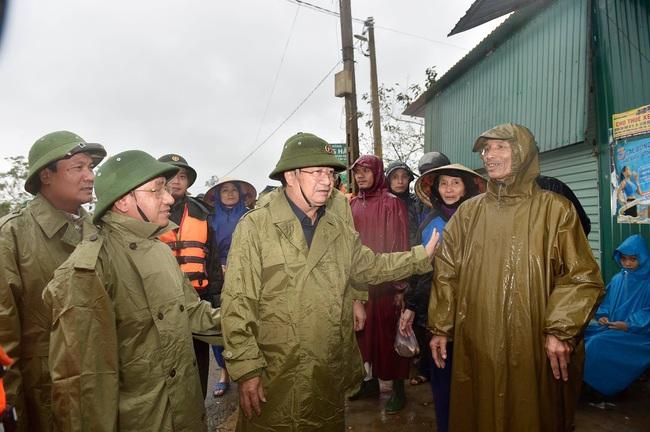 Phó Thủ tướng Trịnh Đình Dũng: Bảo đảm an toàn tuyệt đối cho Hồ Kẻ Gỗ - Ảnh 3.