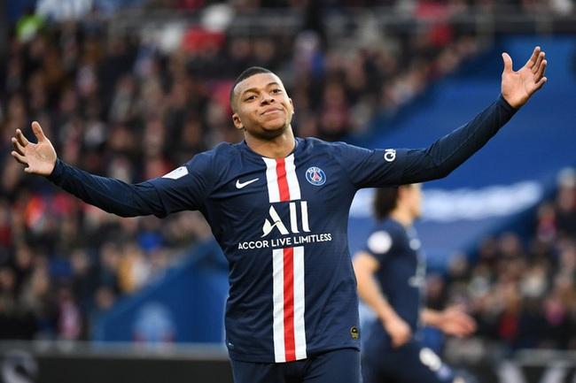 Mbappe chỉ còn gần 2 năm hợp đồng với PSG