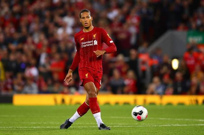 """Thống kê giật mình về Liverpool """"mong manh, dễ vỡ"""" khi thiếu Van Dijk - Ảnh 1."""
