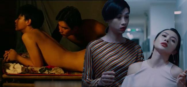 Phim 18+ của tình cũ Lương Bằng Quang gây choáng với cảnh nóng của hai nam nhân - Ảnh 1.