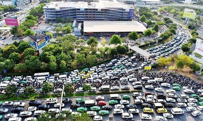 Kiến nghị Bộ Quốc Phòng giao 1.122m2 đất để làm dự án cửa ngõ sân bay Tân Sơn Nhất - Ảnh 1.