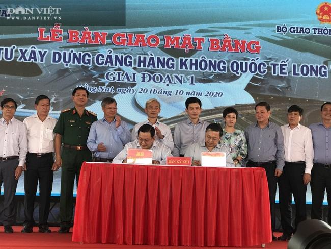 Đồng Nai bàn giao hơn 1.800 ha đất xây dựng sân bay Long Thành vượt kế hoạch - Ảnh 4.