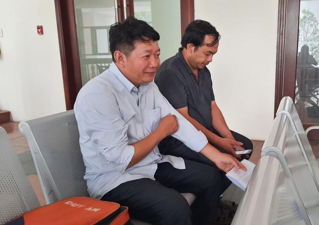 Vụ định nhảy lầu tự tử sau tuyên án tại TAND TP.HCM: TAND quận Gò Vấp Tòa không đồng ý chuyển thẩm quyền - Ảnh 1.