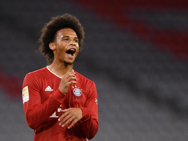 Sane được kỳ vọng lớn ở Bayern Munich