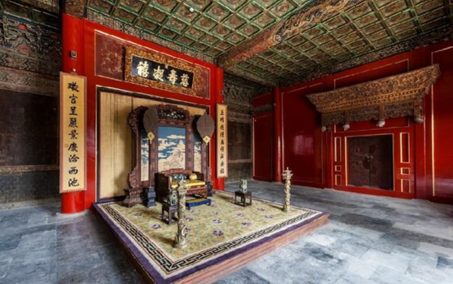 Từ Ninh Cung là nơi ở của hậu phi tiền triều nhà Minh - Thanh nhưng không ai ở từ thời Hoàng đế Khang Hi - Ảnh 2.