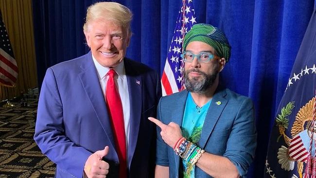 """Bầu cử tổng thống Mỹ: """"Vũ khí bí mật"""" của Trump lộ diện - Ảnh 1."""