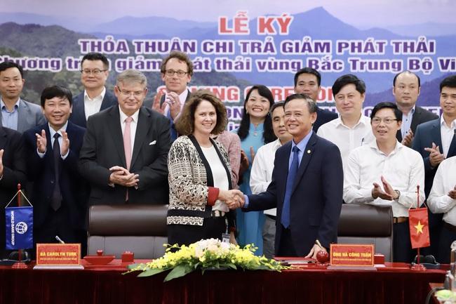 Ký thỏa thuận với WB, Việt Nam có 51,5 triệu USD cho phát triển rừng - Ảnh 1.
