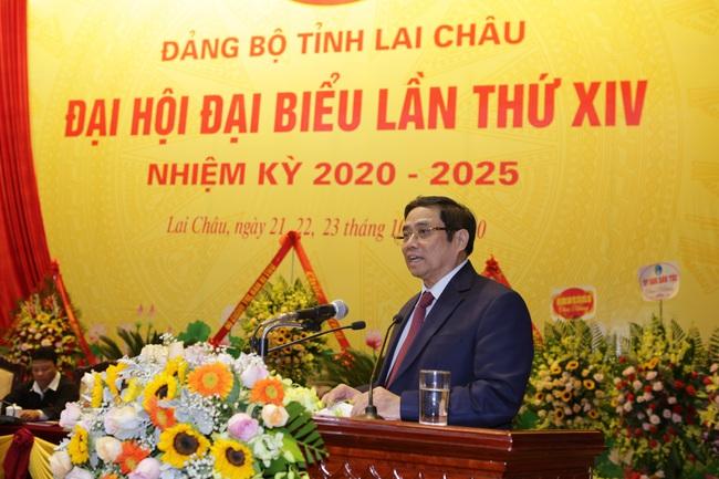 Phát huy mạnh mẽ mọi nguồn lực đưa Lai Châu phát triển nhanh và bền vững - Ảnh 3.