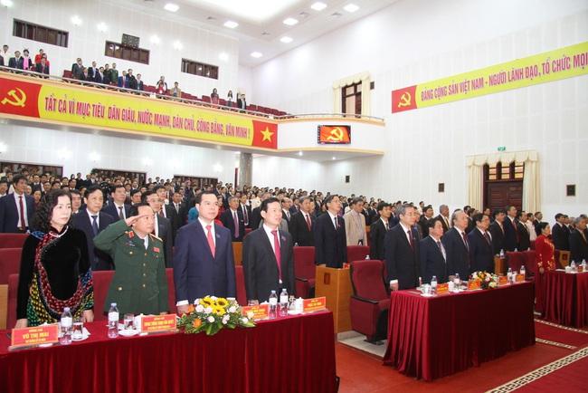 Phát huy mạnh mẽ mọi nguồn lực đưa Lai Châu phát triển nhanh và bền vững - Ảnh 2.
