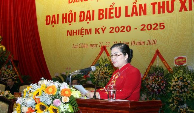 Phát huy mạnh mẽ mọi nguồn lực đưa Lai Châu phát triển nhanh và bền vững - Ảnh 1.