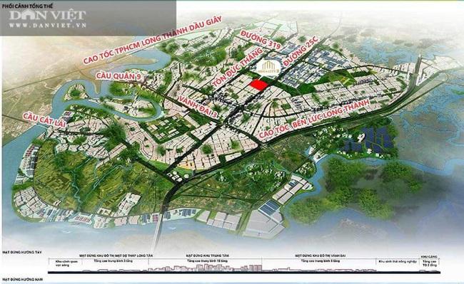 Có nhiều tuyến đường  nối với sân bay Long Thành - Ảnh 2.