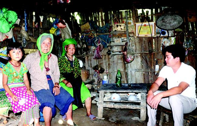 Xã vùng biên quyết tâm nâng cao thu nhập cho người dân - Ảnh 1.