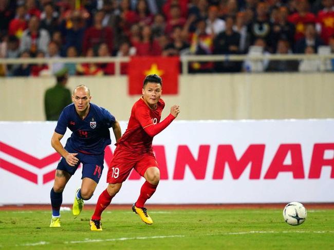 Việt Nam vẫn bỏ xa các đội ở Đông Nam Á trên BXH FIFA