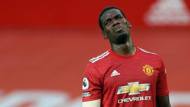 Man Utd không lo mất Pogba