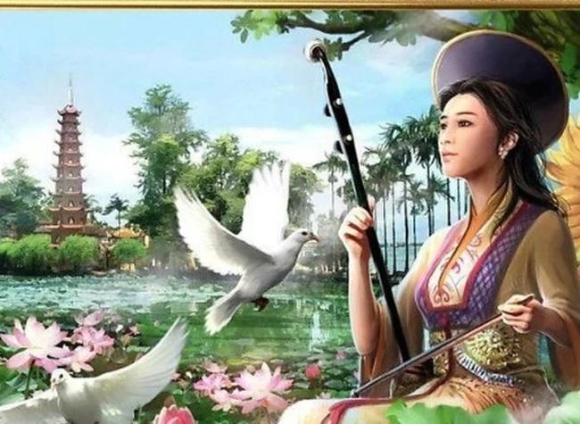 Công chúa nổi tiếng của Việt Nam: Tài sắc vẹn toàn, có công giữ nước nhưng bị quên lãng - Ảnh 1.