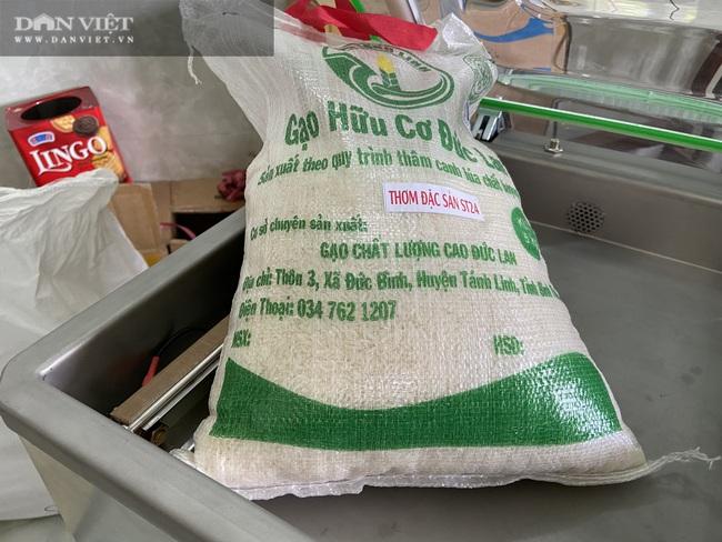 """Quy trình sản xuất """"gạo lạ"""" ngon sạch có giá đắt gấp 3 lần gạo thường - Ảnh 9."""