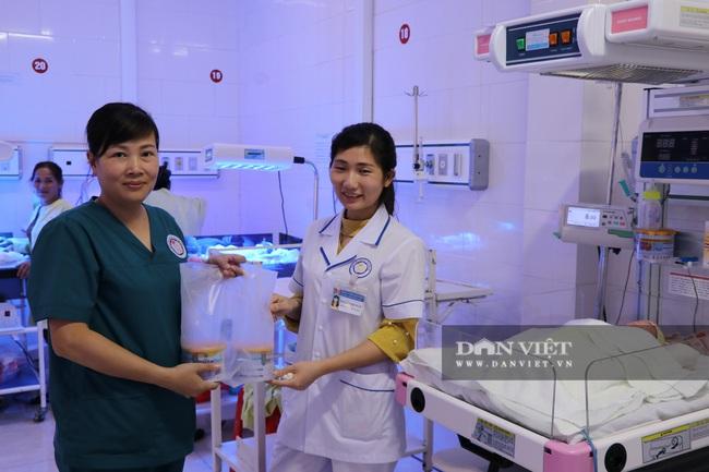 Yên Bái: Trẻ sơ sinh một ngày tuổi bị bỏ rơi tại bệnh viện - Ảnh 3.