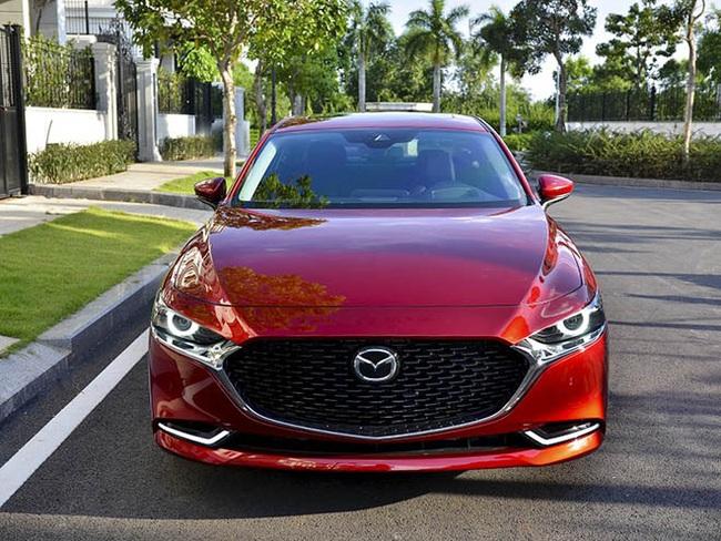 Mazda 3 2020 không chỉ là mẫu xe có thiết kế đẹp nhất thế giới - Ảnh 1.