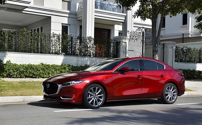 Mazda 3 2020 không chỉ là mẫu xe có thiết kế đẹp nhất thế giới - Ảnh 2.