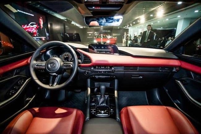 Mazda 3 2020 không chỉ là mẫu xe có thiết kế đẹp nhất thế giới - Ảnh 3.