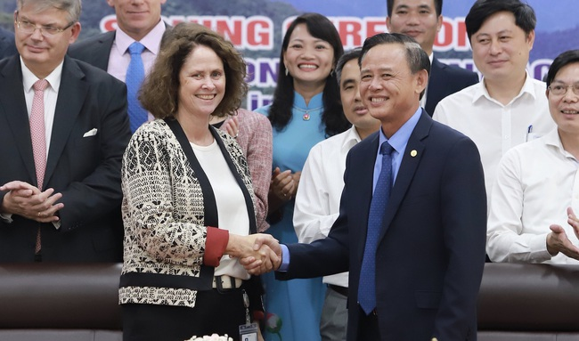 Giảm phát thải 10,3 triệu tấn CO2, Việt Nam có 51,5 triệu USD cho phát triển rừng - Ảnh 5.