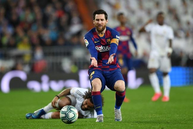 """Messi đang gặp """"tâm lý"""" ở những trận El Clasico"""