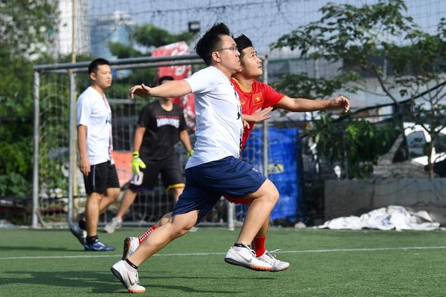 Nhà báo Ngô Thắng: Sport5 quyết vô địch giải bóng đá NTNN/Dân Việt - Ảnh 1.