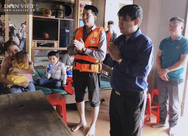 Hành trình đến với vùng lũ Quảng Bình - Ảnh 4.