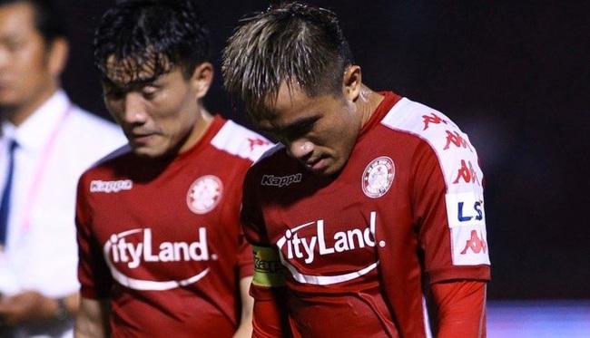 """HLV Chung Hae-seong: """"3 trận cuối với CLB TP.HCM coi như bỏ đi"""" - Ảnh 1."""
