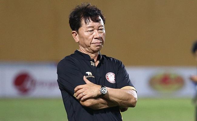 """HLV Chung Hae-seong: """"3 trận cuối với CLB TP.HCM coi như bỏ đi"""" - Ảnh 2."""